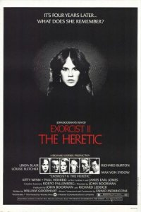 Exorcist II: The Heretic poster