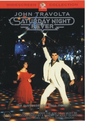 Saturday Night Fever Cover