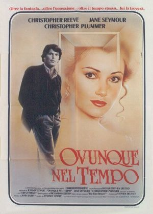 Somewhere in Time Theatrical poster