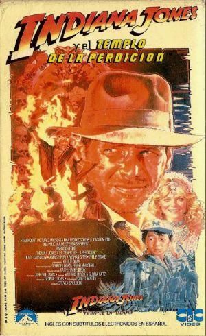 Indiana Jones and the Temple of Doom 587x959