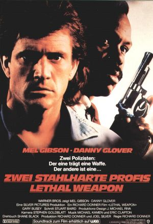 Lethal Weapon 1197x1750