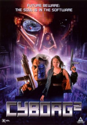 Cyborg 2 Dvd cover