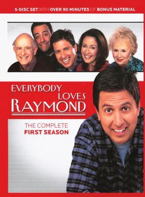 Everybody Loves Raymond 1602x2175