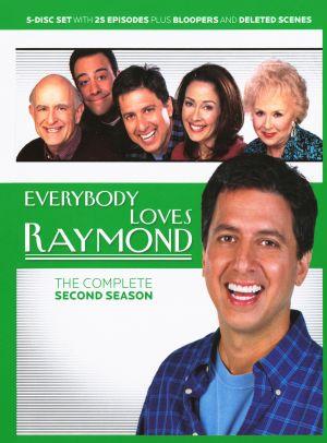 Everybody Loves Raymond 1607x2175