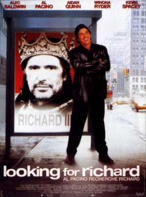 Al Pacino's Looking for Richard 539x727