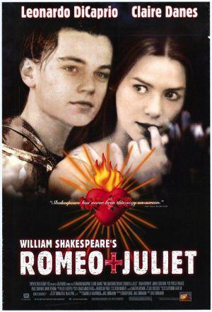 Romeo + Juliet 580x855