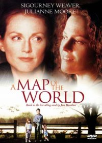 A Map of the World poster