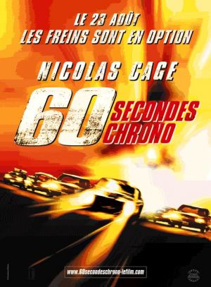 Gone in Sixty Seconds 522x709