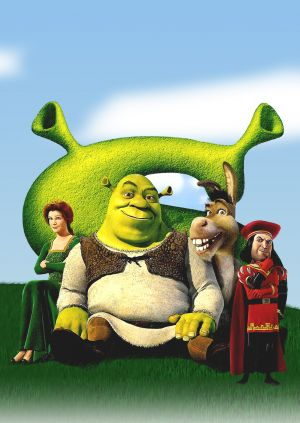Shrek Key art