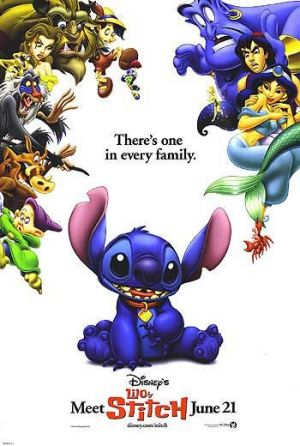 Lilo & Stitch 350x520