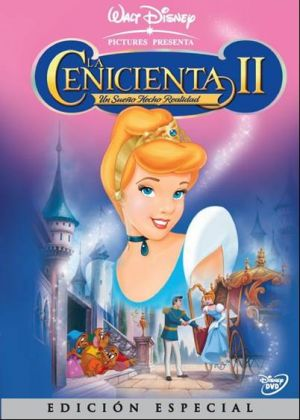 Cinderella II: Dreams Come True 402x563