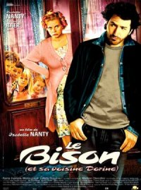 Le bison (et sa voisine Dorine) poster
