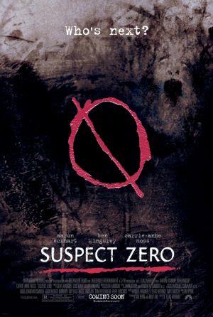 Suspect Zero 740x1100