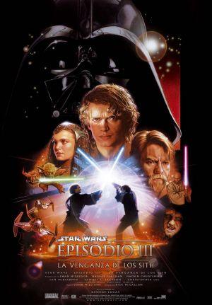 Star Wars: Episodio III - La venganza de los Sith 1043x1500