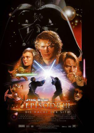 Star Wars: Episodio III - La venganza de los Sith 600x854