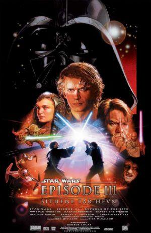 Star Wars: Episodio III - La venganza de los Sith 584x900