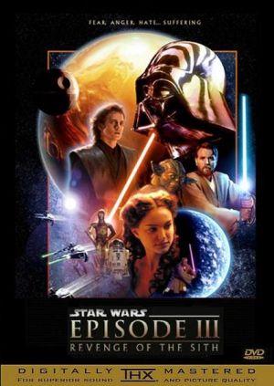 Star Wars: Episodio III - La venganza de los Sith 426x600