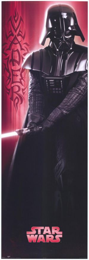 Star Wars: Episodio III - La venganza de los Sith 580x1679