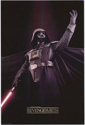 Star Wars: Episodio III - La venganza de los Sith 580x850