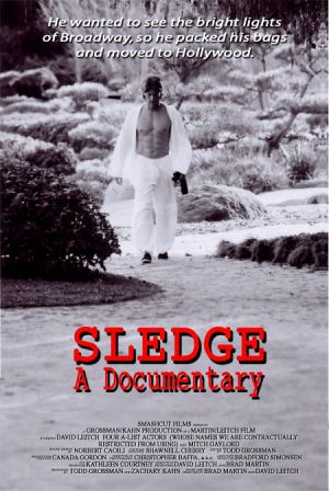 Sledge: The Untold Story 450x672