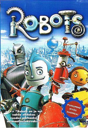 Robots 496x723