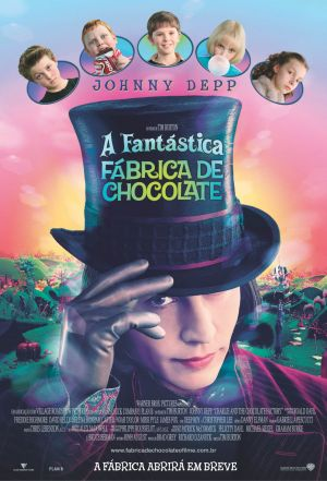 Charlie and the Chocolate Factory 1206x1772