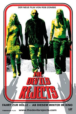 The Devil's Rejects 467x700