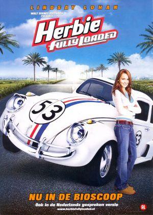 Herbie Fully Loaded - Ein toller Käfer startet durch 1666x2340