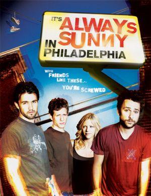 It's Always Sunny in Philadelphia 612x792