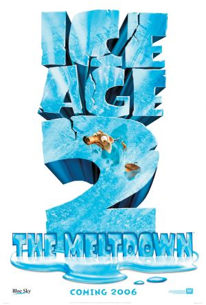 Ice Age 2 - Jetzt taut's 1013x1500