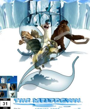 Ice Age 2 - Jetzt taut's 586x710