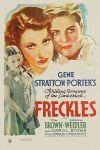 Freckles poster