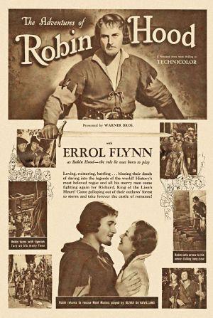 The Adventures of Robin Hood 1679x2500
