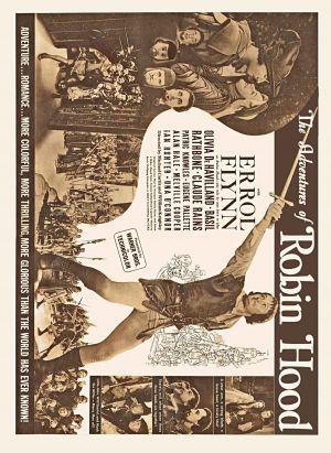 The Adventures of Robin Hood 1827x2500