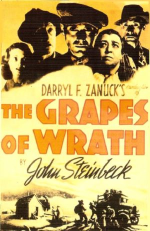 The Grapes of Wrath 624x961