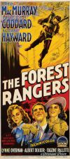 The Forest Rangers Poster