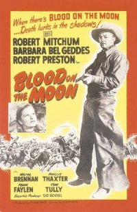 Blood on the Moon poster