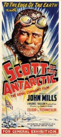 Scott of the Antarctic poster