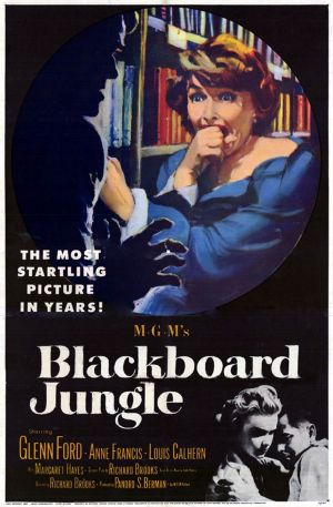 Blackboard Jungle 788x1200