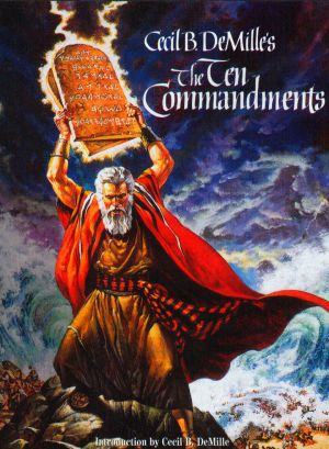 The Ten Commandments 960x1308