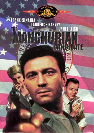 The Manchurian Candidate 1500x2129