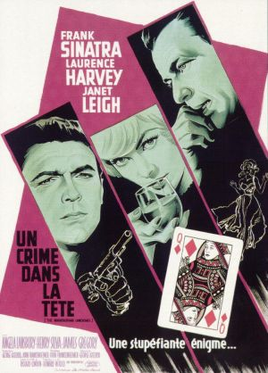 The Manchurian Candidate 838x1168