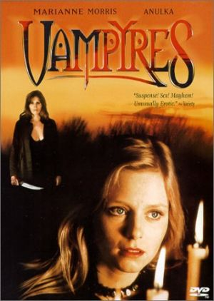 Vampyres Dvd cover