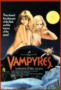 Vampyres: Daughters of Darkness poster