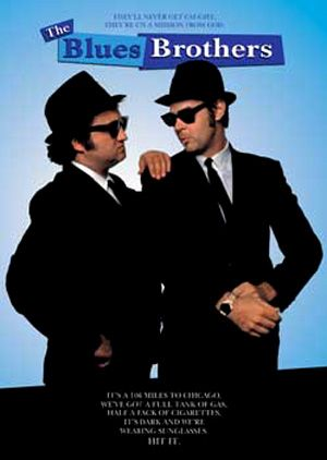 The Blues Brothers 300x422