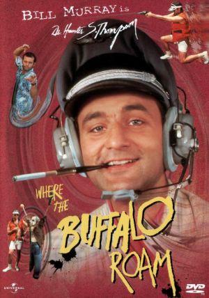 Where the Buffalo Roam 555x791