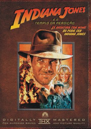 Indiana Jones and the Temple of Doom Cover