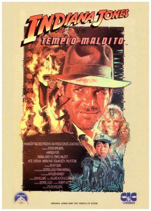 Indiana Jones and the Temple of Doom 1257x1751