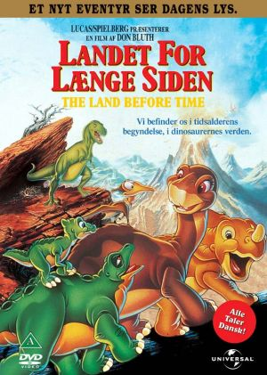 The Land Before Time 570x800