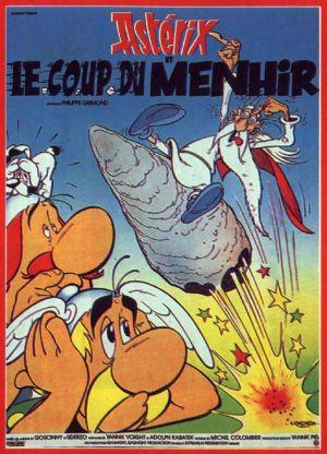 Astérix et le coup du menhir 511x709